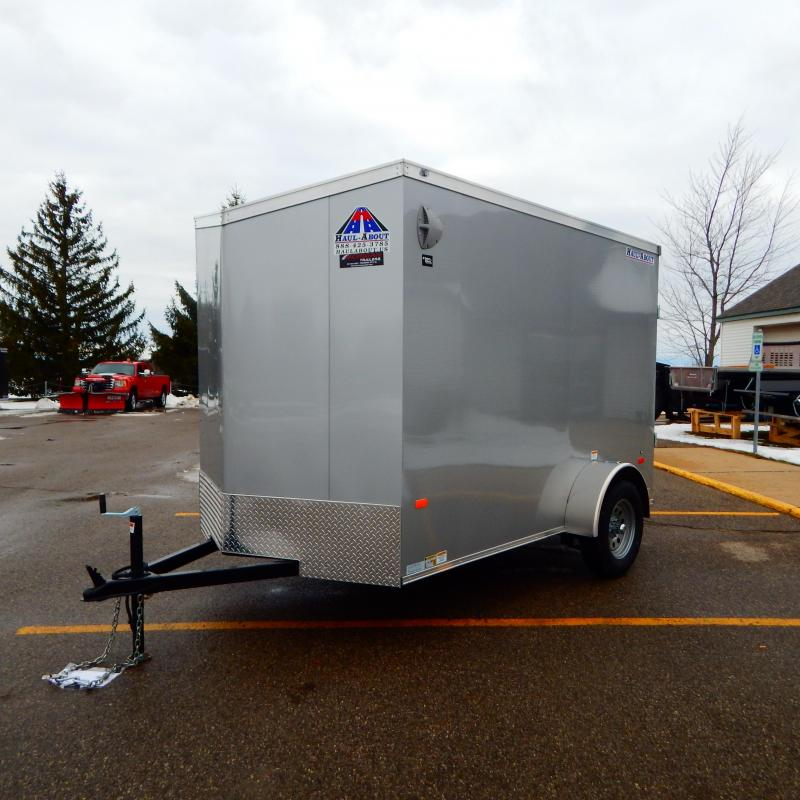 2022 Haul-About 6x10 3k Cougar Enclosed Cargo Trailer