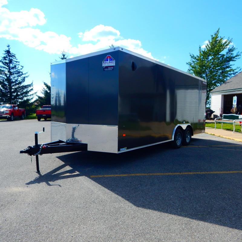 2022 Haul-About 8.5x20 7k Cougar Enclosed Cargo Trailer