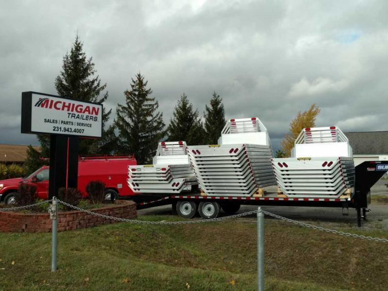 2020 Aluma 6'9''x8'10'' Truck Bed