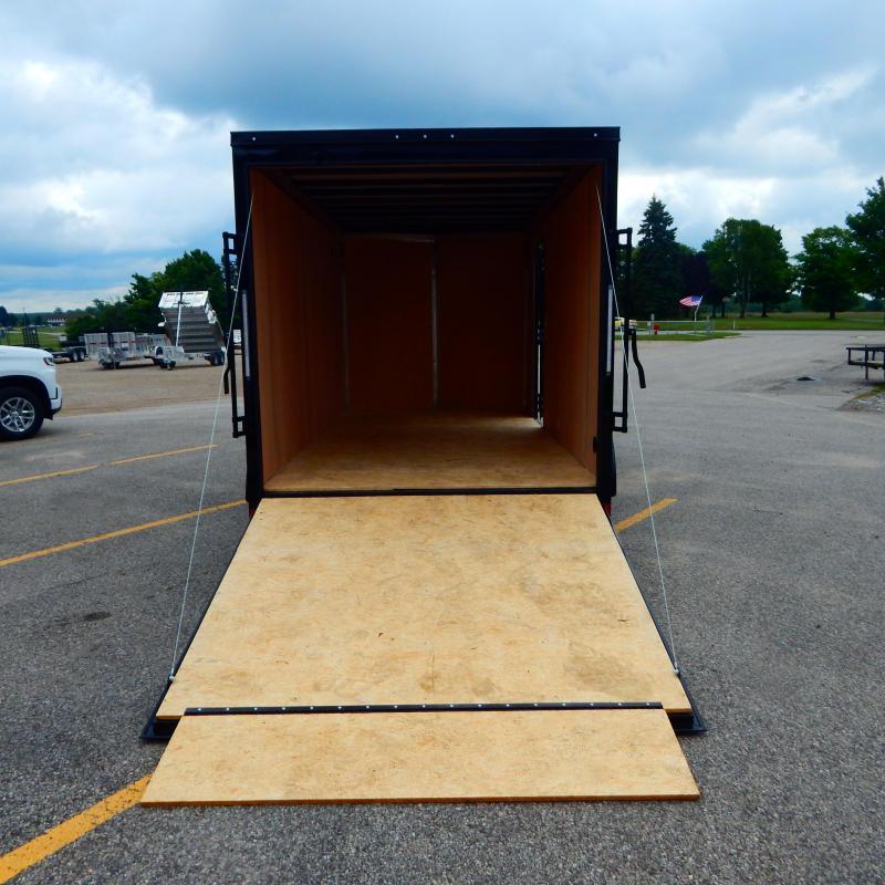 2021 Sure-Trac 7 x 14 Pro Series Enclosed Wedge Cargo T