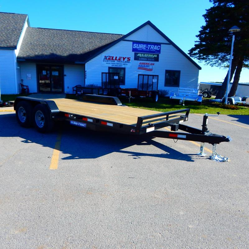 2021 Sure-Trac 7x20 10k Car Hauler Car / Racing Trailer