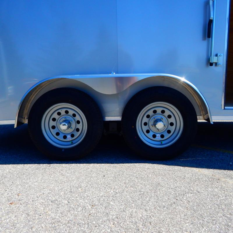 2022 Haul-About 7x14 7k Cougar Enclosed Cargo Trailer