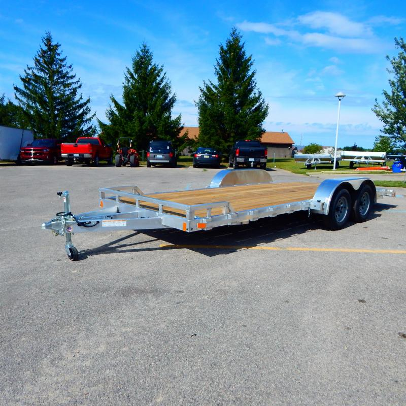 2021 Mission 7x20 7k Car / Racing Trailer