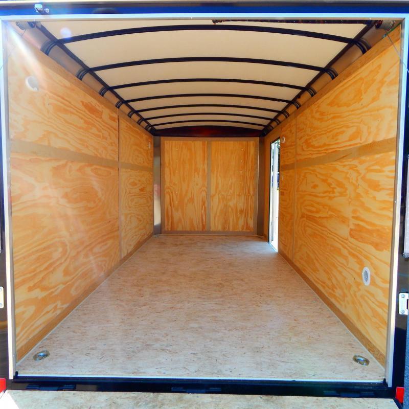 2020 Haul-About 7x16 7k Lynx Enclosed Cargo Trailer
