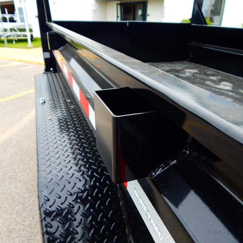 2021 Sure-Trac 6x12 10k Single Ram Dump Trailer