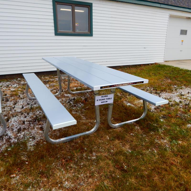 2021 Aluma 8' Picnic Table