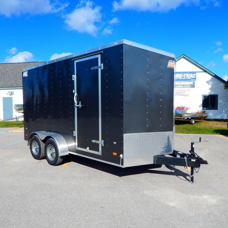 2018 American Hauler NIGHT HAWK Enclosed Cargo Trailer