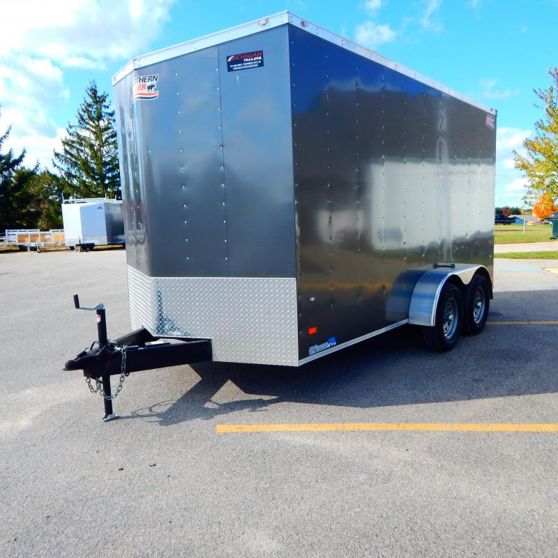 2018 American Hauler NIGHT HAWK Enclosed Cargo Trailer
