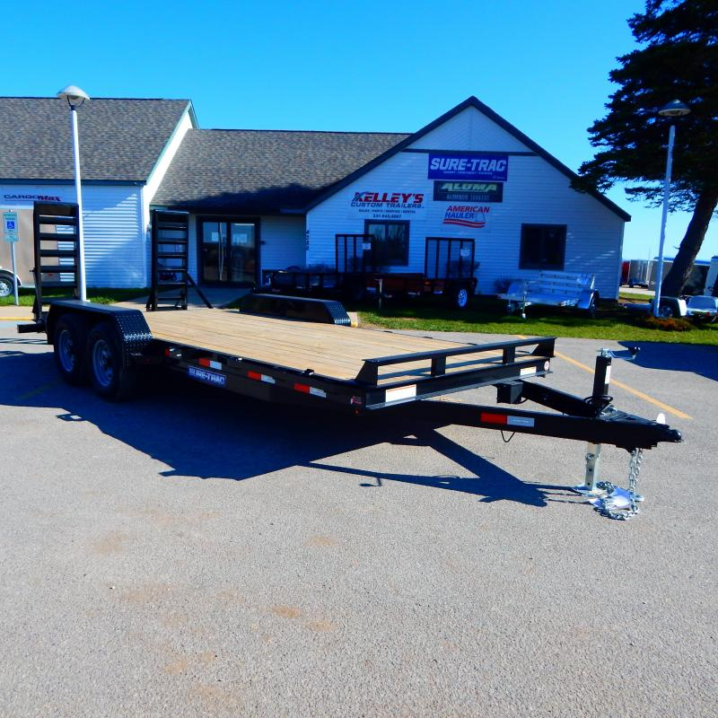 2020 Sure-Trac 7 x 20  Equipment Trailer  10K