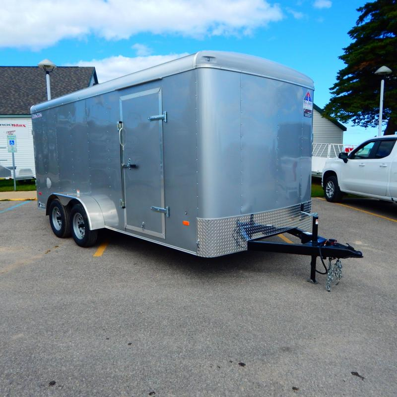 2020 Haul-About 7x16 7k Lynx Enclosed Cargo Trailer