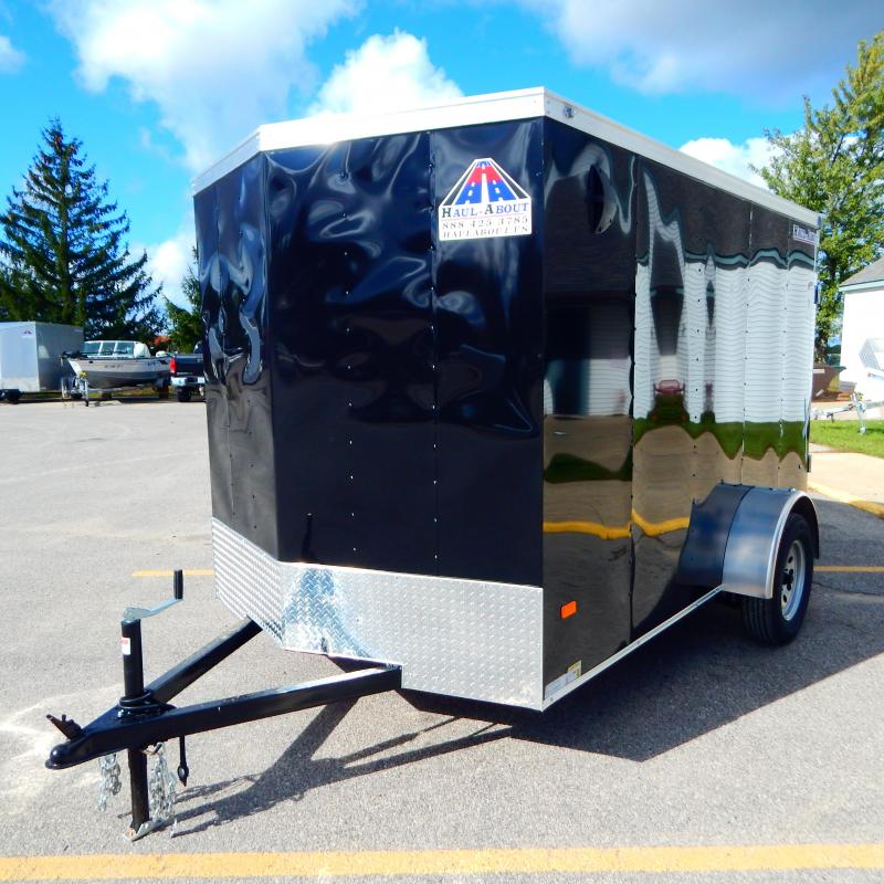 2020 Haul-About 6X10 BOBCAT 3K Enclosed Cargo Trailer