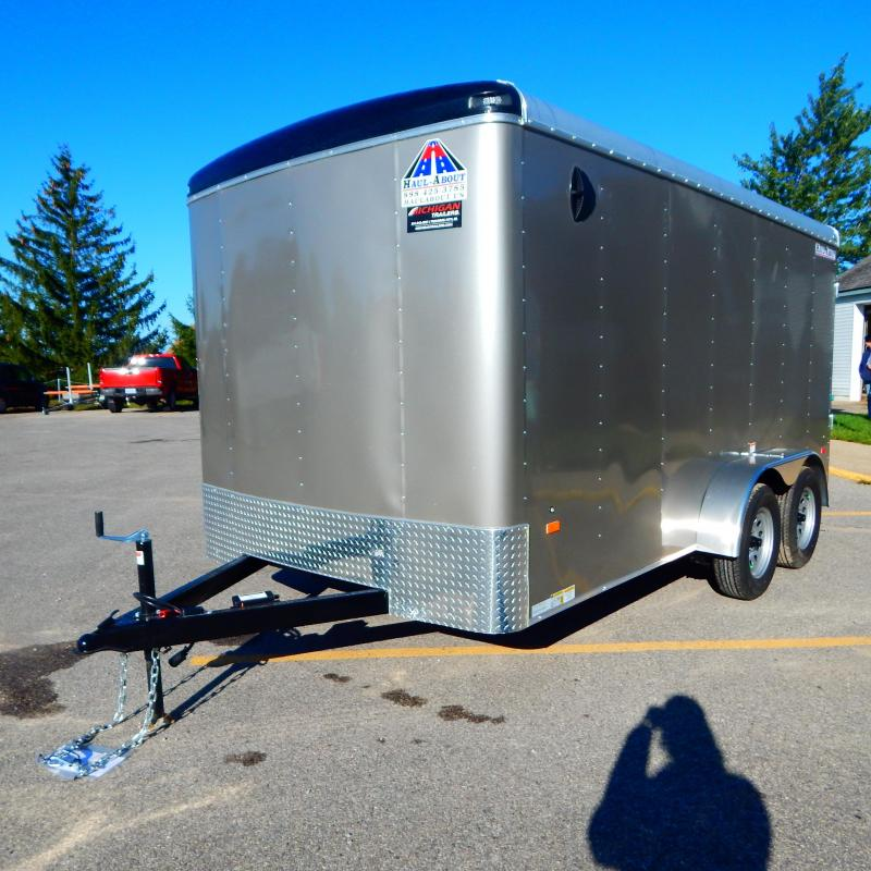 2021 Haul-About 7x14 7k Lynx Enclosed Cargo Trailer