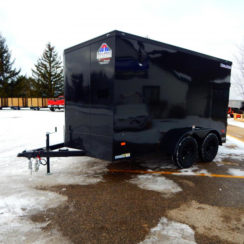 2021 Haul-About 7x12 7k Cougar Enclosed Cargo Trailer