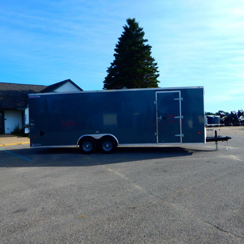 2020 Haul-About 8.5x24 10k Cougar Enclosed Cargo Trailer