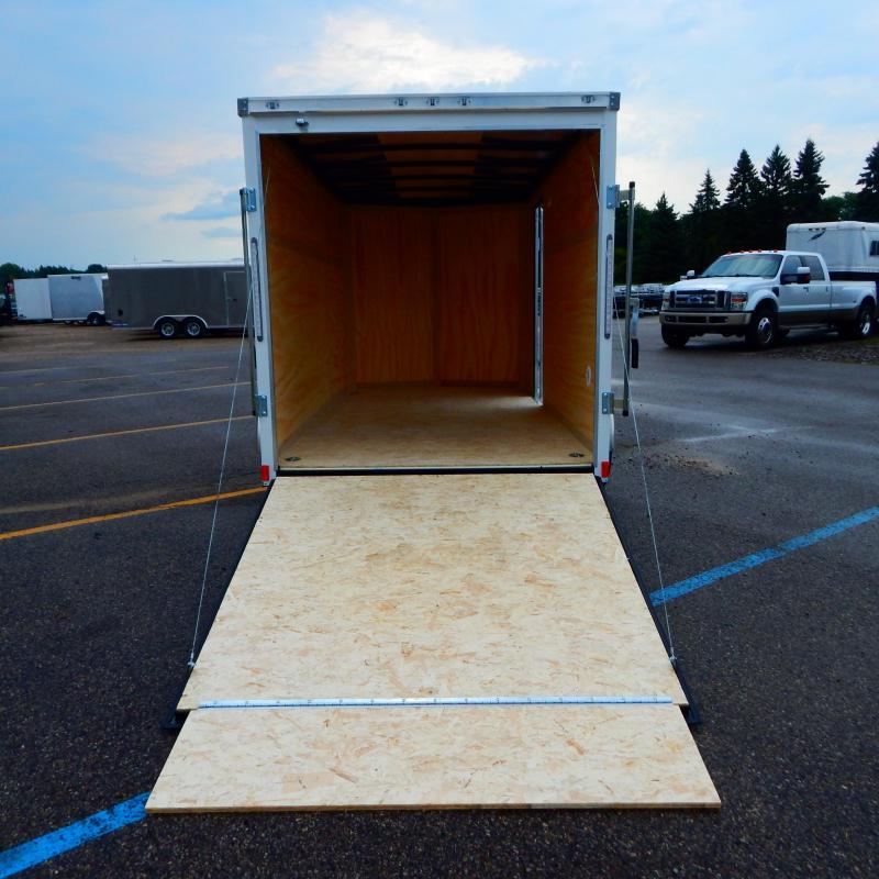 2020 Haul-About 6x12 3k Bobcat Enclosed Cargo Trailer
