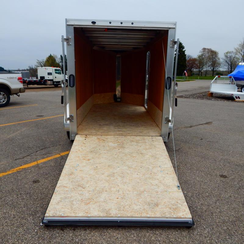 2021 EZ Hauler 5x10 3k Enclosed Cargo Trailer