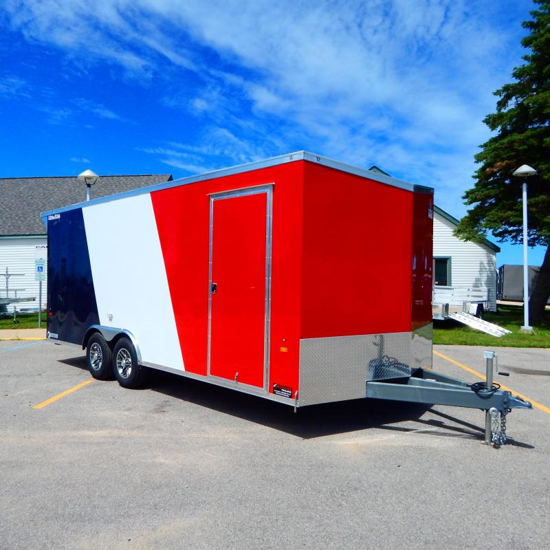 2020 Haul-About 8.5x20 10k Patriot Enclosed Cargo Trailer