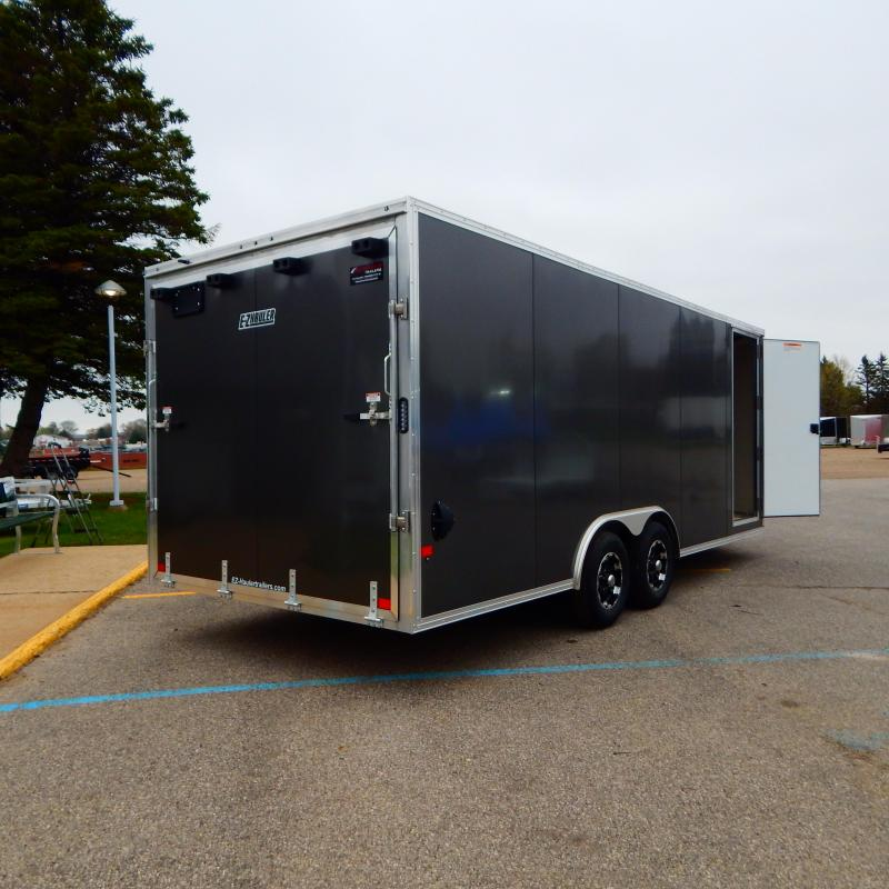 2021 EZ Hauler 8x20 10k Car / Racing Trailer
