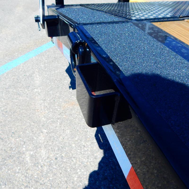 2020 Sure-Trac 8.5 X 20 16K  Drive Over Fender Equipmen