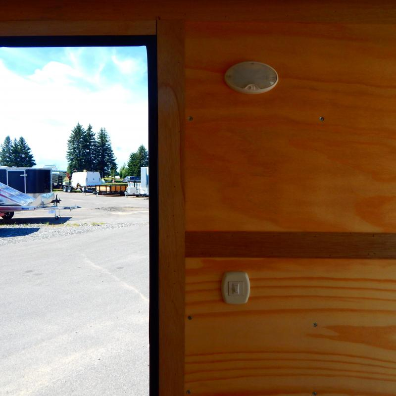2021 Haul-About 6x10 3k Cougar Enclosed Cargo Trailer