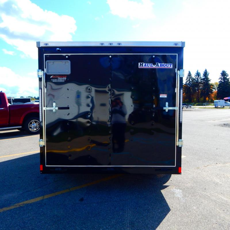 2020 Haul-About 7X14 BOBCAT 7K Enclosed Cargo Trailer