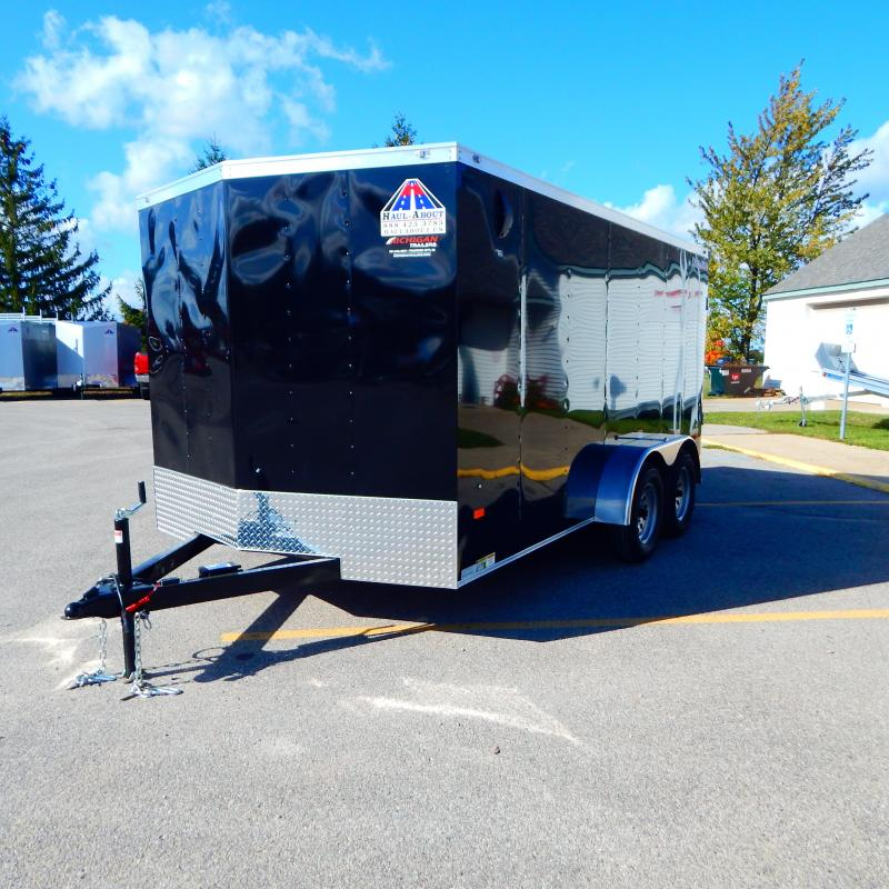 2020 Haul-About 7X14 BOBCAT 7K Enclosed Cargo Trailer