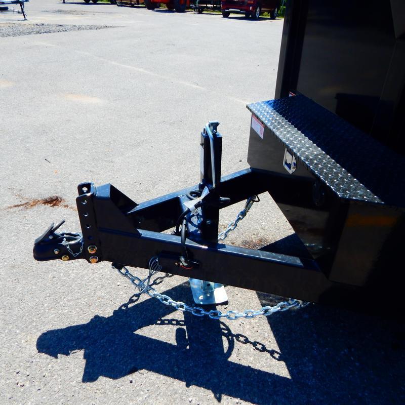 2022 Sure-Trac 7x12 12k Dual Ram Dump Trailer