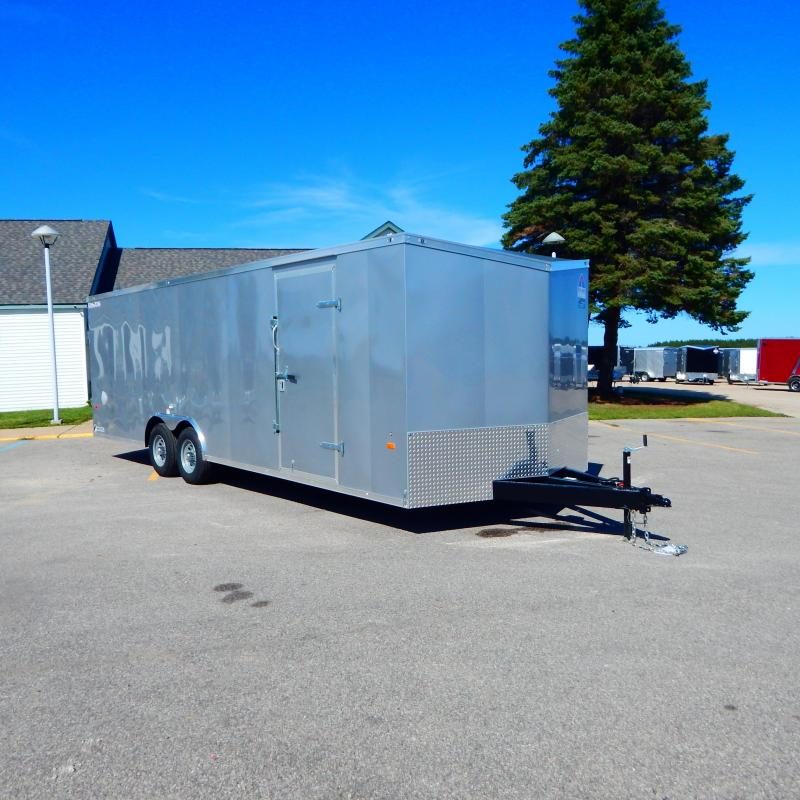 2020 Haul-About 8.5x24 10k Cougar Utility Trailer