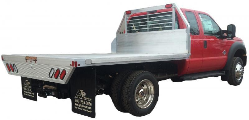2020 Aluma 5'8x7'3 Truck Bed