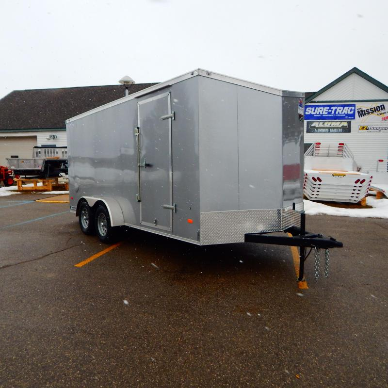 2021 Haul-About 7x18 7k Cougar Enclosed Cargo Trailer