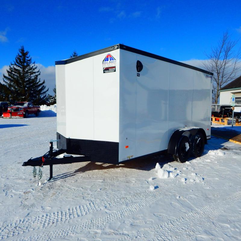 2021 Haul-About 7x14 7k Cougar Enclosed Cargo Trailer