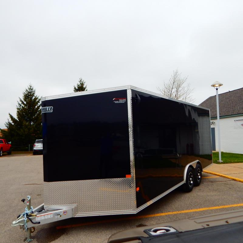 2021 EZ Hauler 8x20 10k Car Hauler Car / Racing Trailer