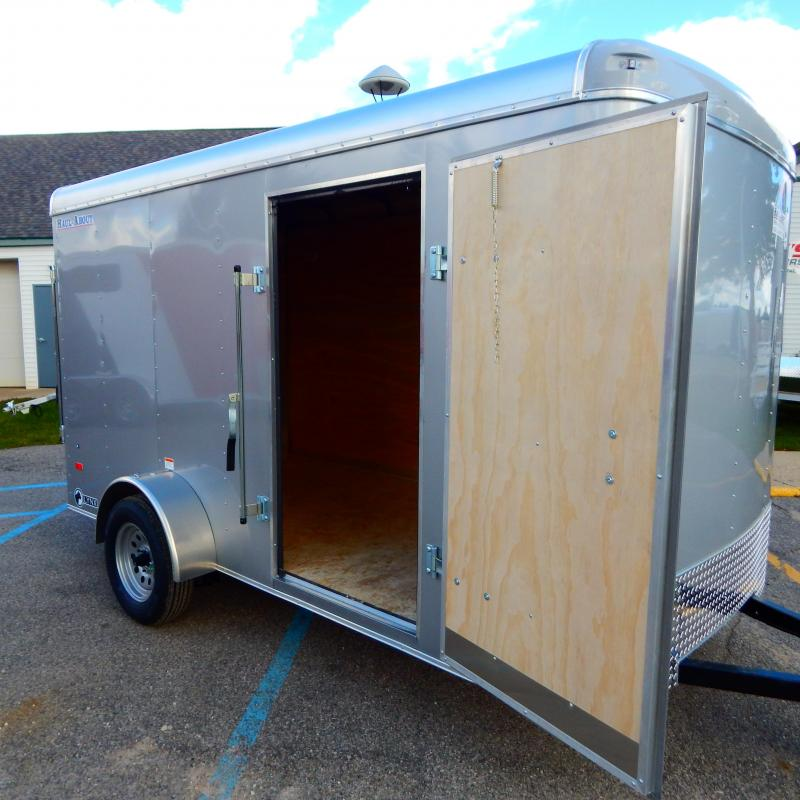 2020 Haul-About 6X10 LYNX Enclosed Cargo Trailer