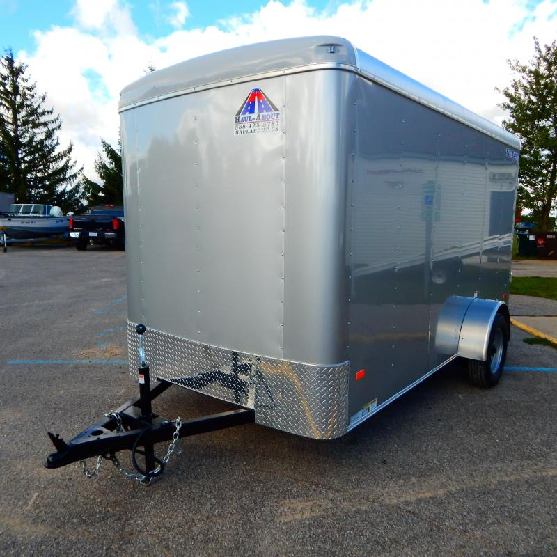 2020 Haul-About 6X12 LYNX Enclosed Cargo Trailer