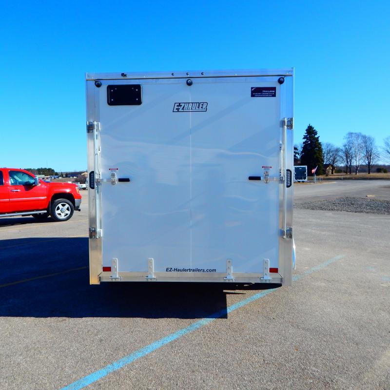 2021 EZ Hauler 7X14 7K Enclosed Cargo Trailer