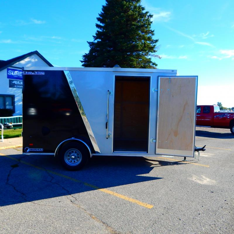2022 Haul-About 6x12 3k Enclosed Cargo Trailer