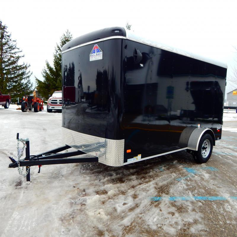 2021 Haul-About 6x12 3k Lynx Enclosed Cargo Trailer