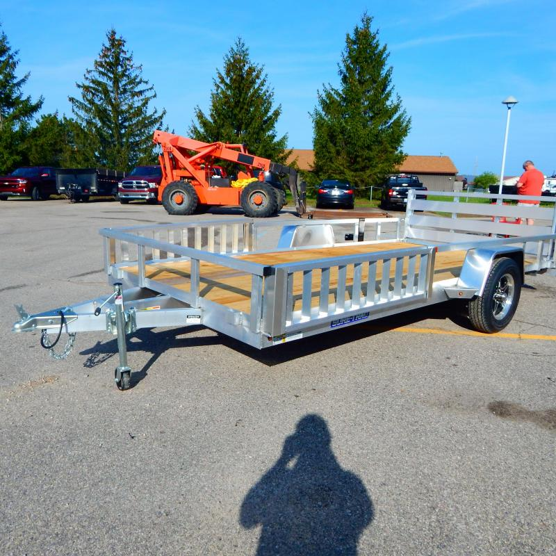 2020 Sure-Trac 7x14 3k Aluminum ATV Trailer