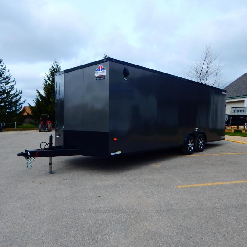 2021 Haul-About 8.5x24 10k Cougar Car / Racing Trailer