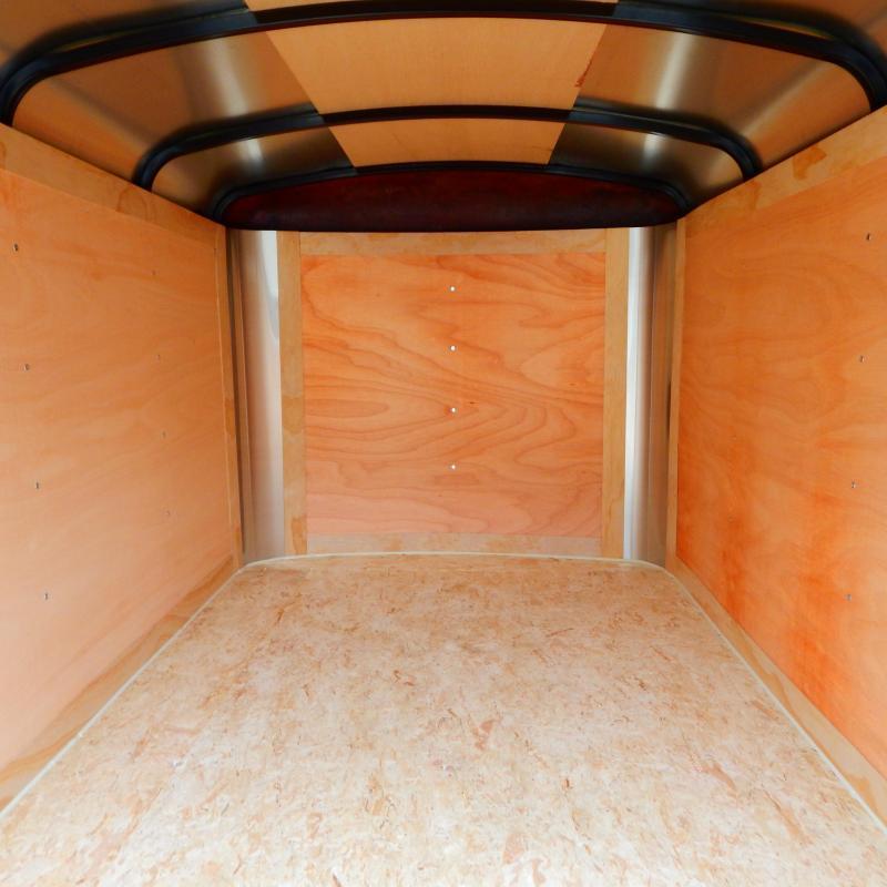 2021 Haul-About 5x8 3k Lynx Enclosed Cargo Trailer