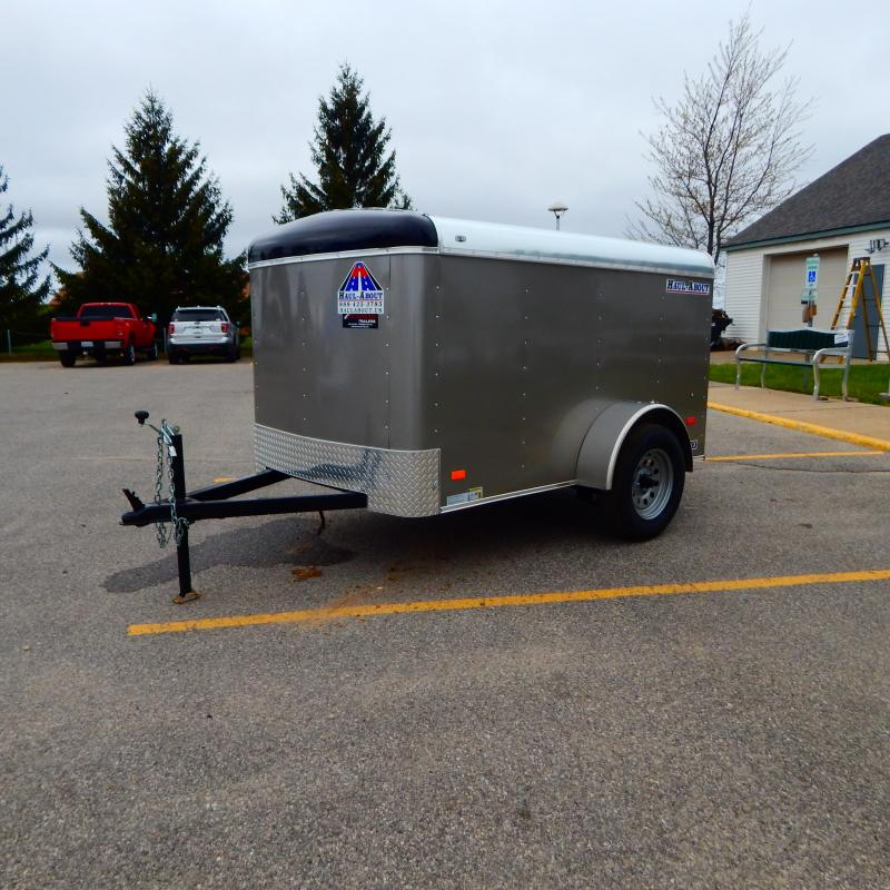 2021 Haul-About 5x8 3k Lynx Enclosed Cargo Trailer
