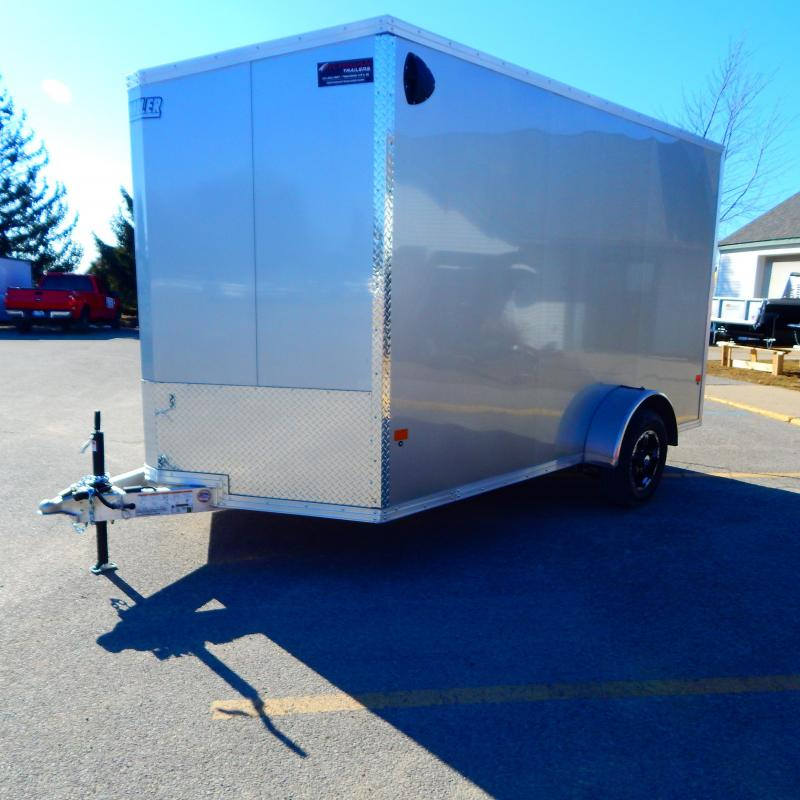 2021 EZ Hauler 7x12 3.5k Enclosed Cargo Trailer