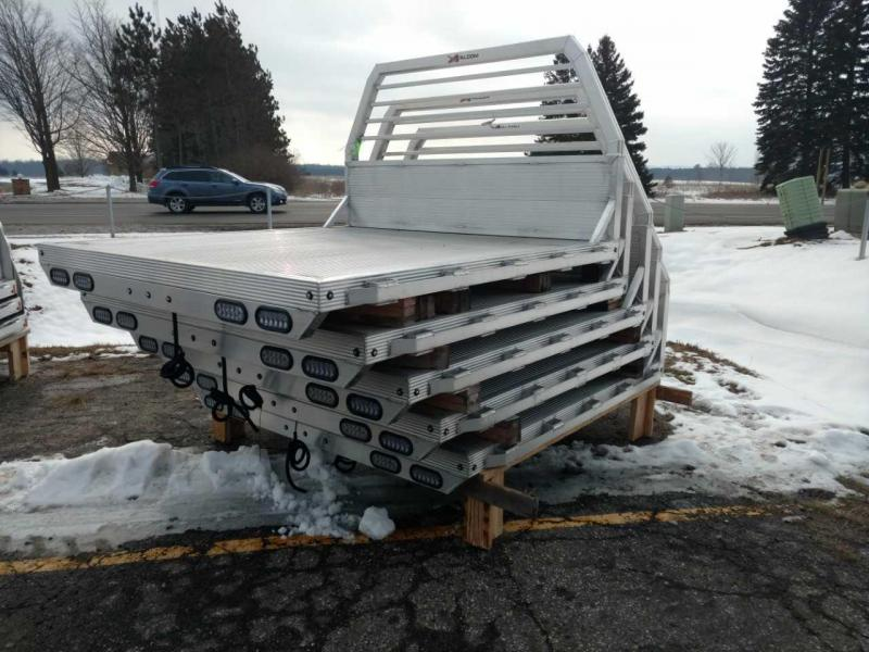 "2020 Mission 6'9""x6'9"" Full size Truck Short Box Truck Bed"