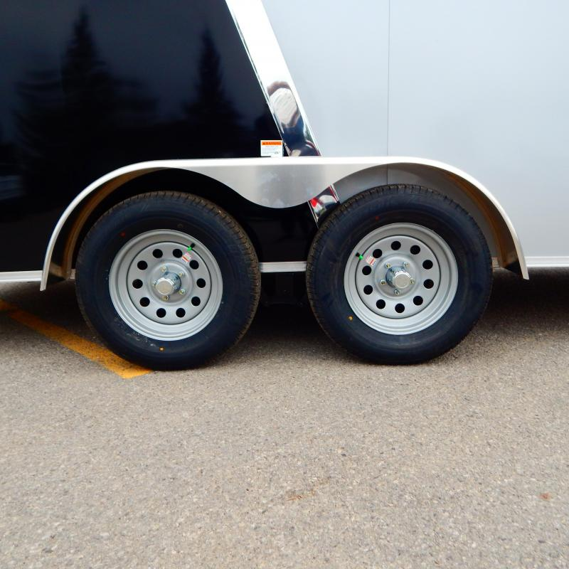 2021 Haul-About 7x 18 7k Cougar Enclosed Cargo Trailer