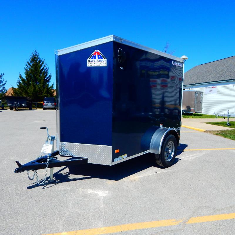 2020 Haul-About 5x8 3K Cougar Enclosed Cargo Trailer