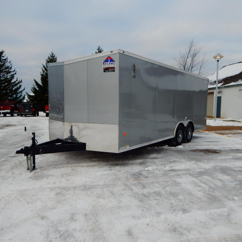 2021 Haul-About 8.5x20 10k Cougar Car / Racing Trailer