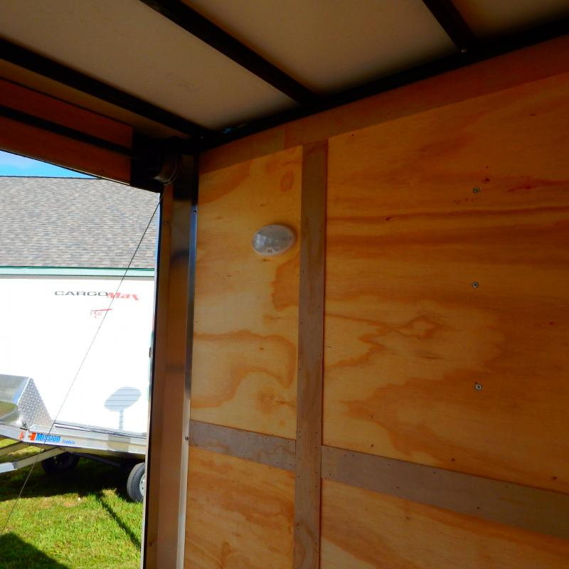 2020 Haul-About 7x18 7k Cougar Enclosed Cargo Trailer