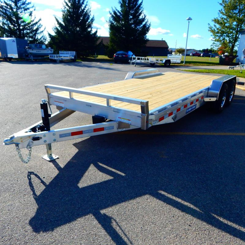 2021 Sure-Trac 7X20 ALUMINUM CAR HAULER Car / Racing Trailer