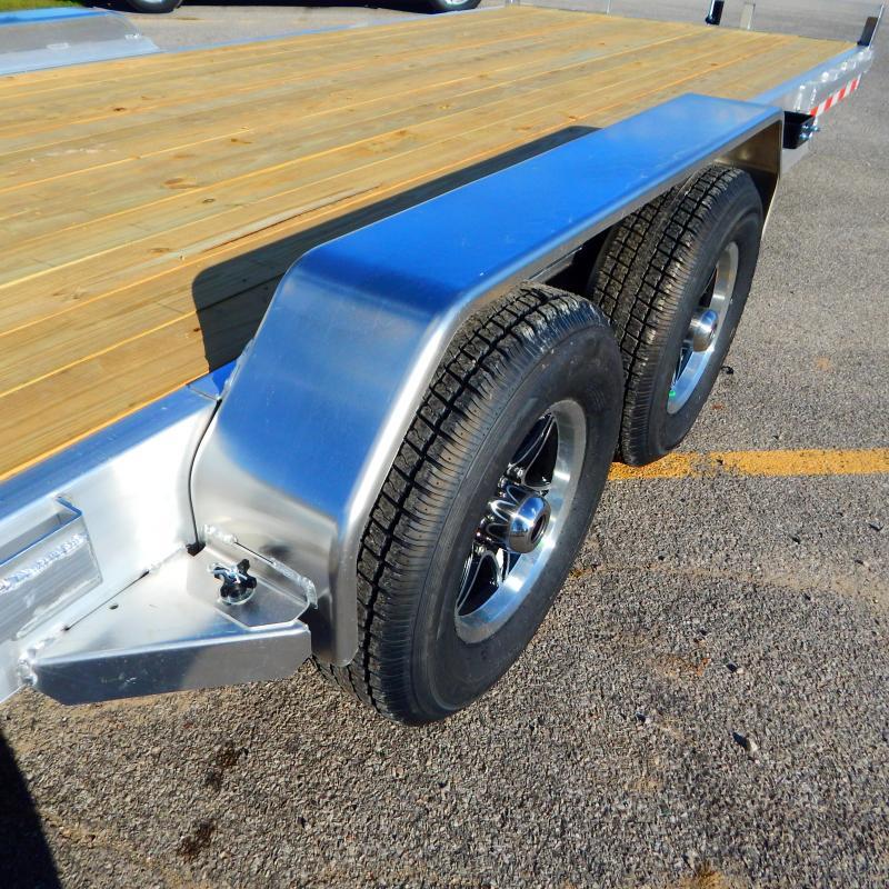 2021 Sure-Trac 7X20 ALUMINUM CAR HAULER Car / Racing Trailer