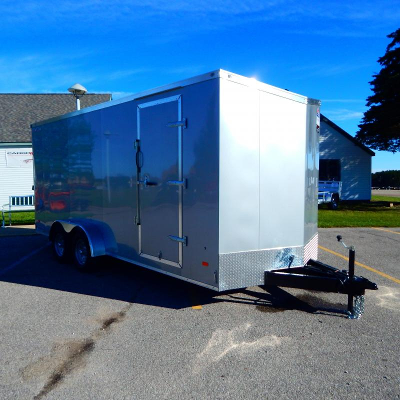 2022 Haul-About 7x18 7k Cougar Enclosed Cargo Trailer